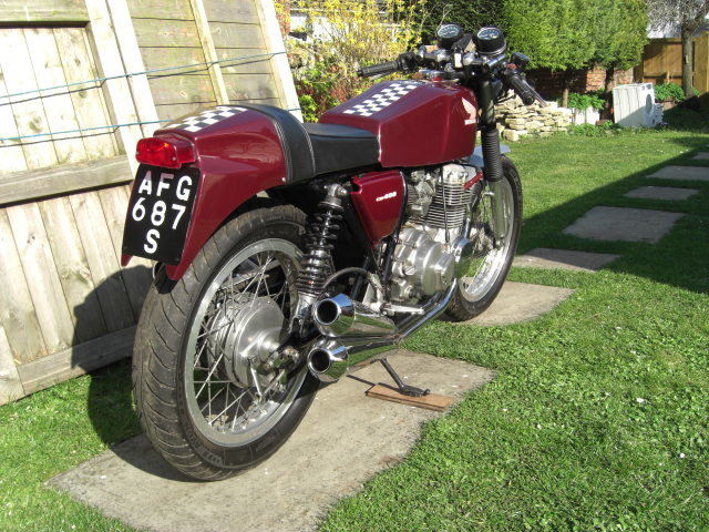 1977 HONDA CB400F SPORT For Sale (picture 3 of 6)