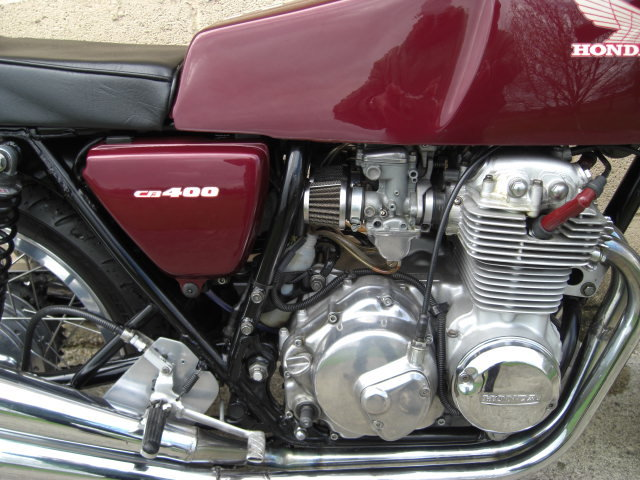 1977 HONDA CB400F SPORT For Sale (picture 5 of 6)