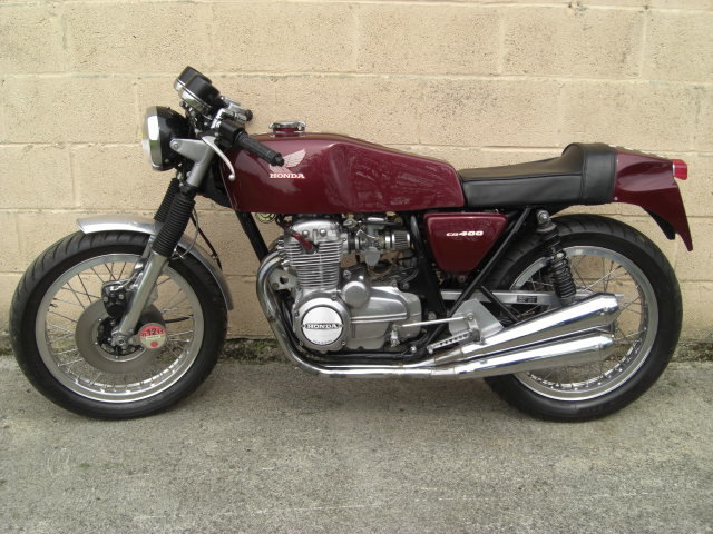 1977 HONDA CB400F SPORT For Sale (picture 6 of 6)