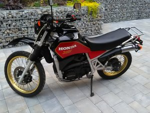1986 Honda XLV750 R low km excellent
