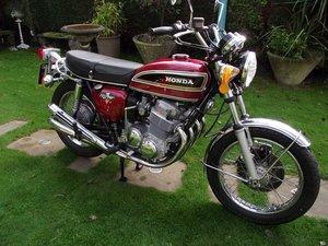 1975 Honda CB750 K6