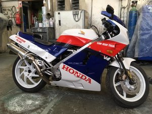 **NEW ENTRY** 1987 Honda VFR400  For Sale by Auction