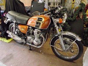 1978  Honda CB550 K3