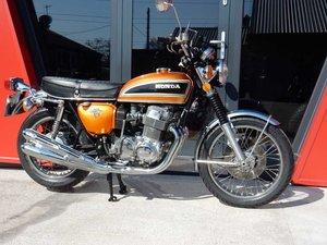 1976 Honda CB750 K6