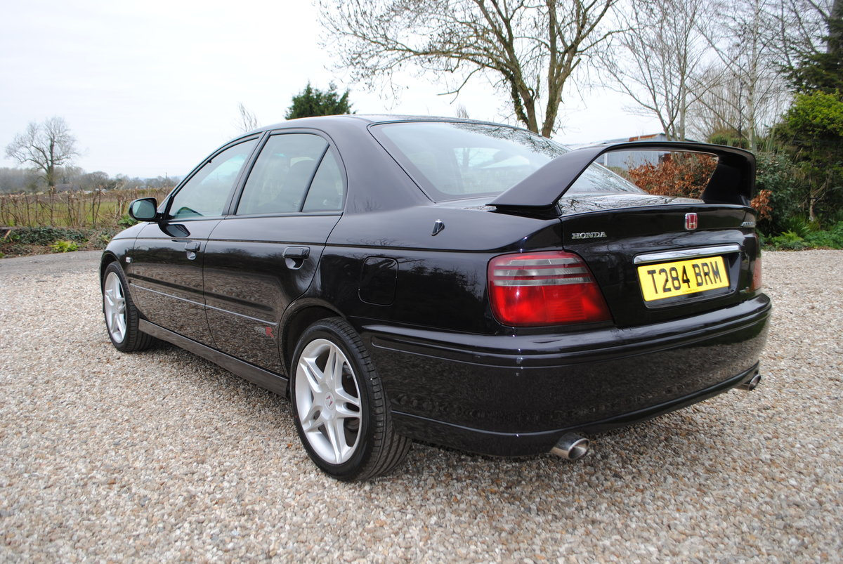 1999 Honda Accord 2.2 i Type R 4dr For Sale (picture 1 of 6)