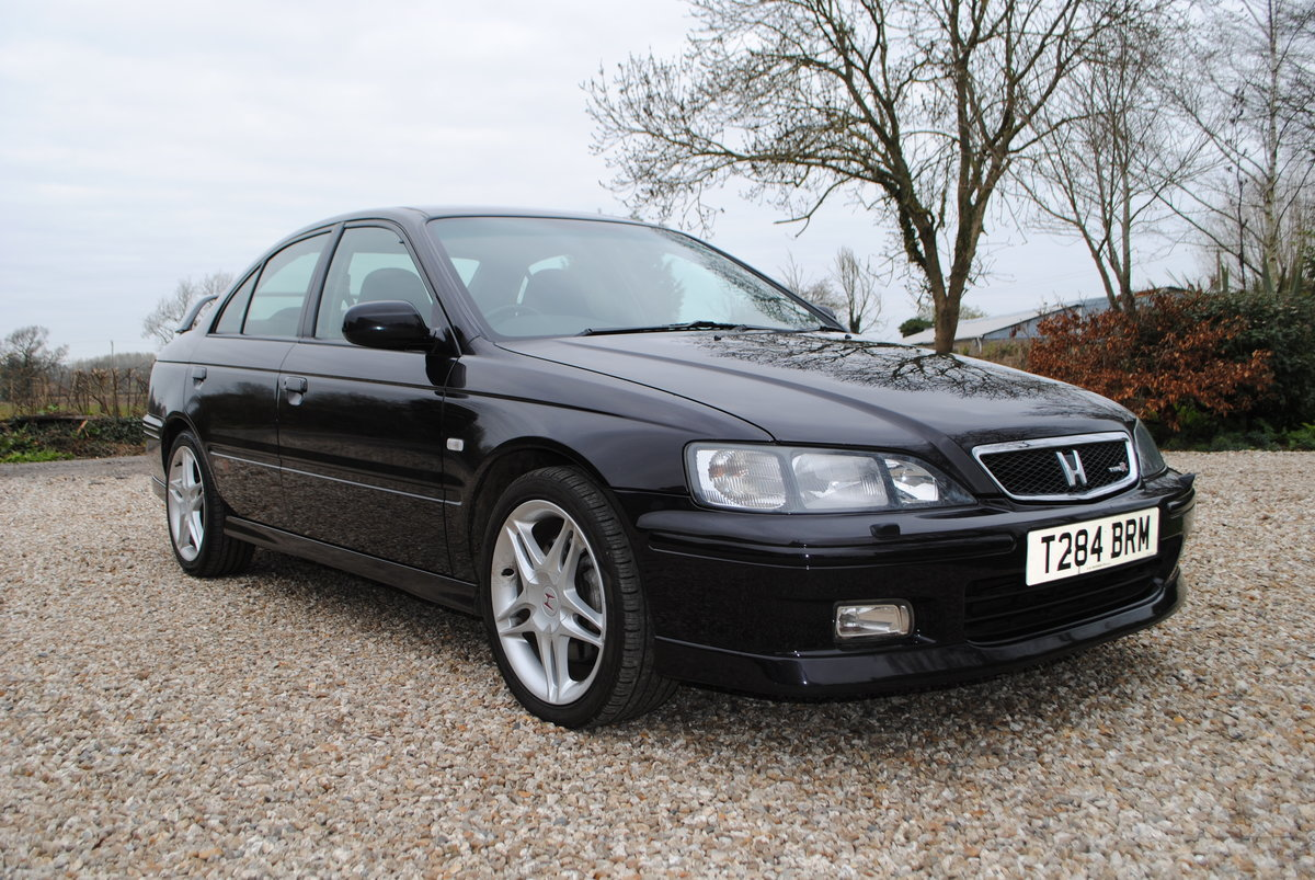 1999 Honda Accord 2.2 i Type R 4dr For Sale (picture 2 of 6)