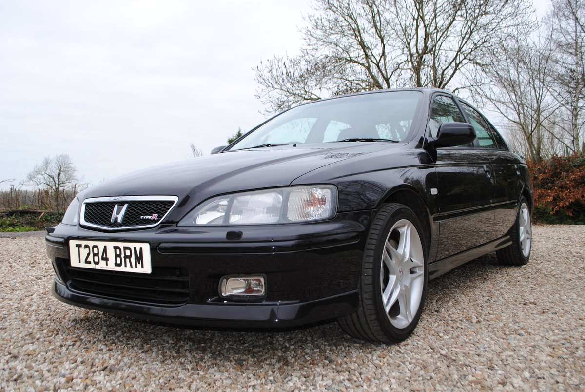 1999 Honda Accord 2.2 i Type R 4dr For Sale (picture 3 of 6)
