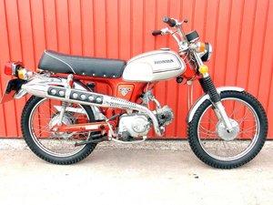 1971 Honda CL70 K3