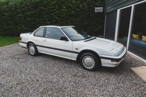 1988 Honda Prelude with 4-wheel Steering
