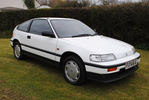 Picture of 1988 Honda Civic 1.6 CRX 3dr