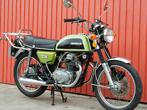 1977 Honda CB200 198cc First Registered 1st July