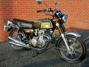 Picture of 1973 Honda 350 Four Manufactured