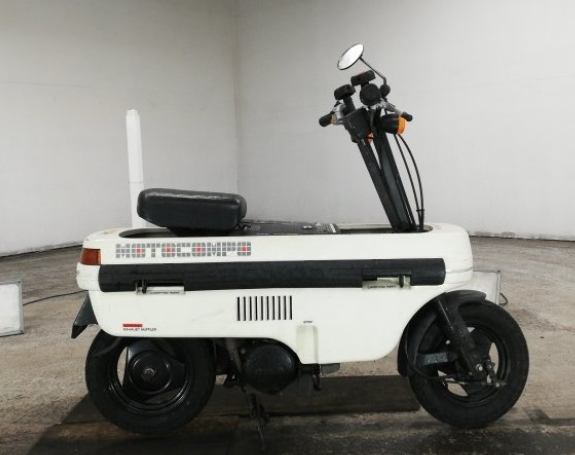 1981 HONDA MOTOCOMPO 50CC * HONDA ACTY TRUNK/BOOT MOTORCYCLE * For Sale (picture 1 of 4)
