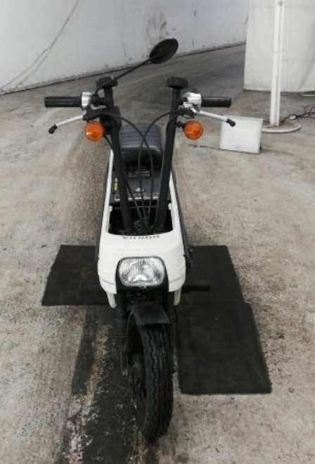 1981 HONDA MOTOCOMPO 50CC * HONDA ACTY TRUNK/BOOT MOTORCYCLE * For Sale (picture 3 of 4)