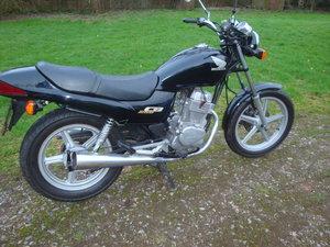 Honda CB250 - low mileage