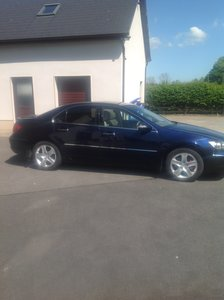 2007 Honda Legend 3.5 v6 AWD, only 2300 stg