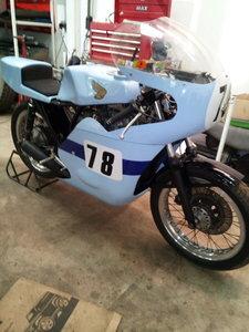 1975 Racing honda 560 cc k4