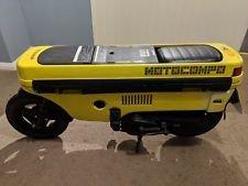 1982 Honda Motcompo Yellow