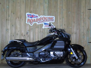Honda GL1800C F6C 2016 Goldwing Valkyrie Only 3900 Miles