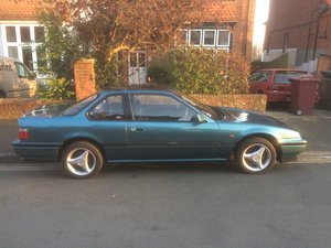 1990 Honda Prelude 3rd Gen 2.0i 4WS Manual For Sale