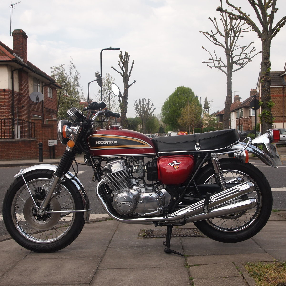 1975 Honda CB750 K5 SOHC, In Lovely Condition. SOLD (picture 6 of 6)