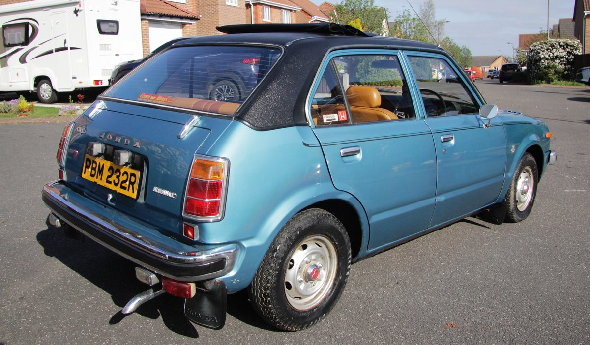 1976 Honda Civic mk1 For Sale (picture 2 of 6)