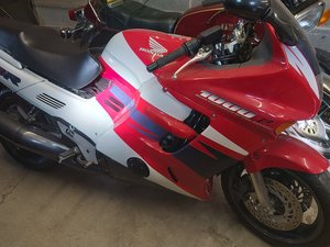 Picture of 1996 Honda cbr 1000f