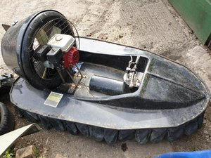 0000 Honda Hovercraft For Sale by Auction