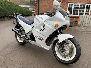 1988 Honda VFR750FH For Sale by Auction