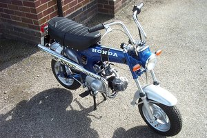 1973 Honda Dax ST70 For Sale by Auction