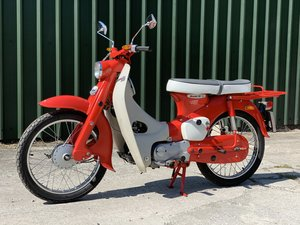 Picture of 1964 Honda C100E C50