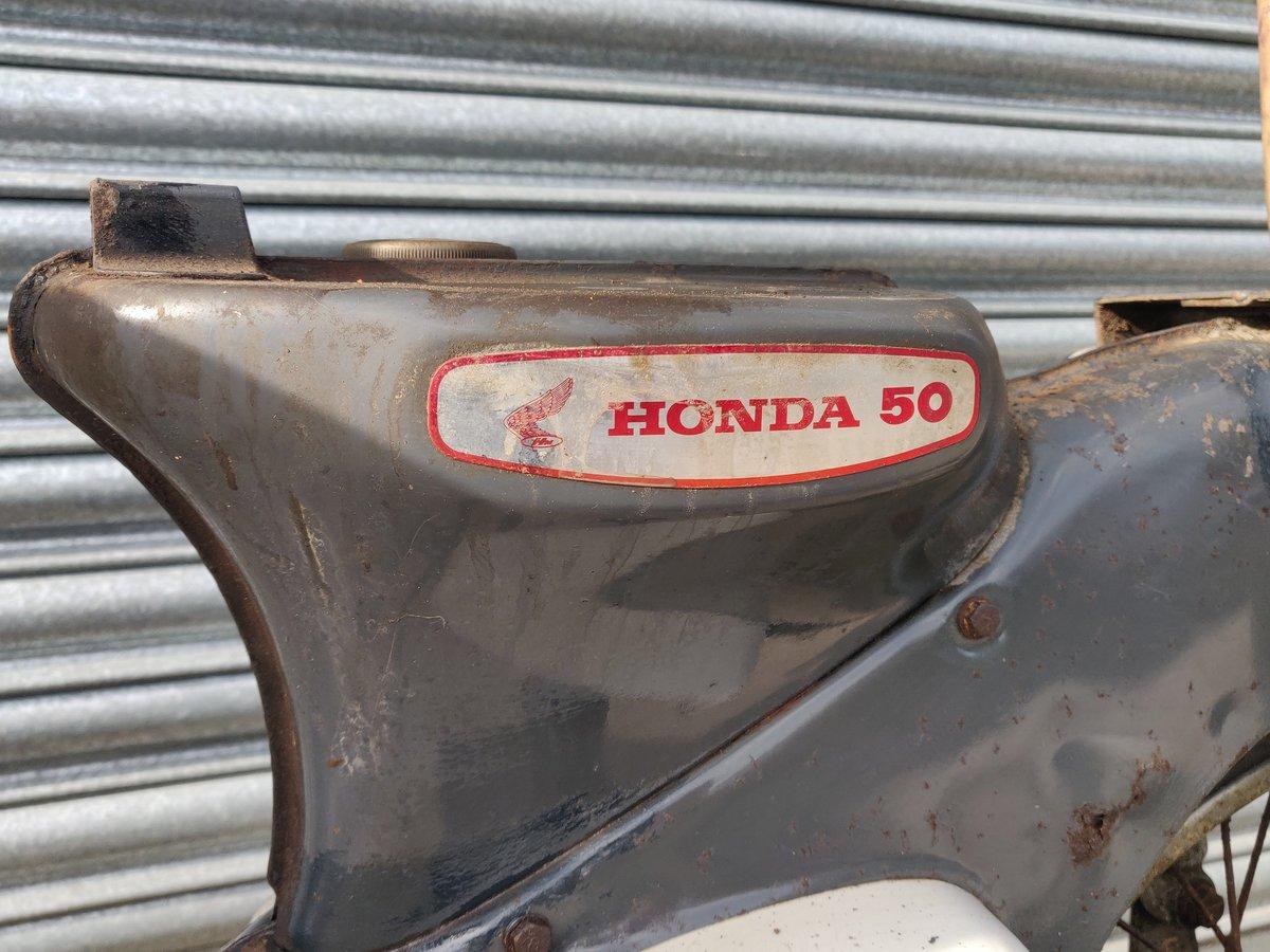 1967 Honda C50E Super Cub 50 For Sale (picture 8 of 9)