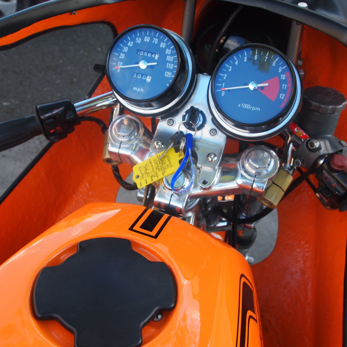 1976 Rickman CR750 Factory Built In January 1977 For Sale (picture 6 of 6)