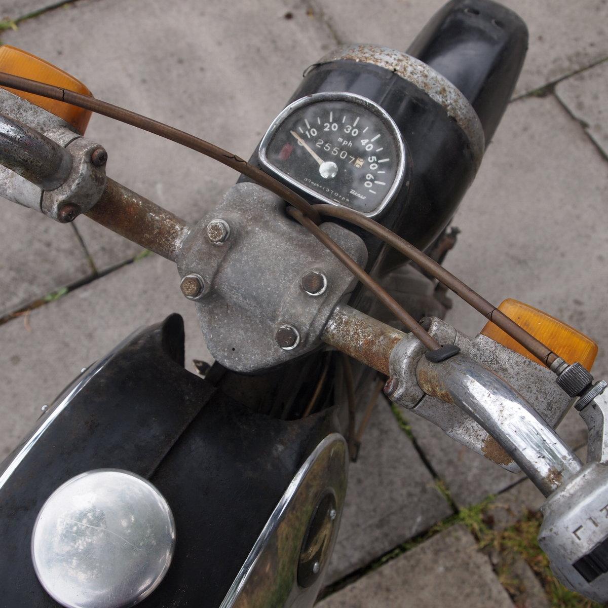 1967 Honda C200 Original Running UK Bike, RESERVED FOR ALAN. SOLD (picture 6 of 6)