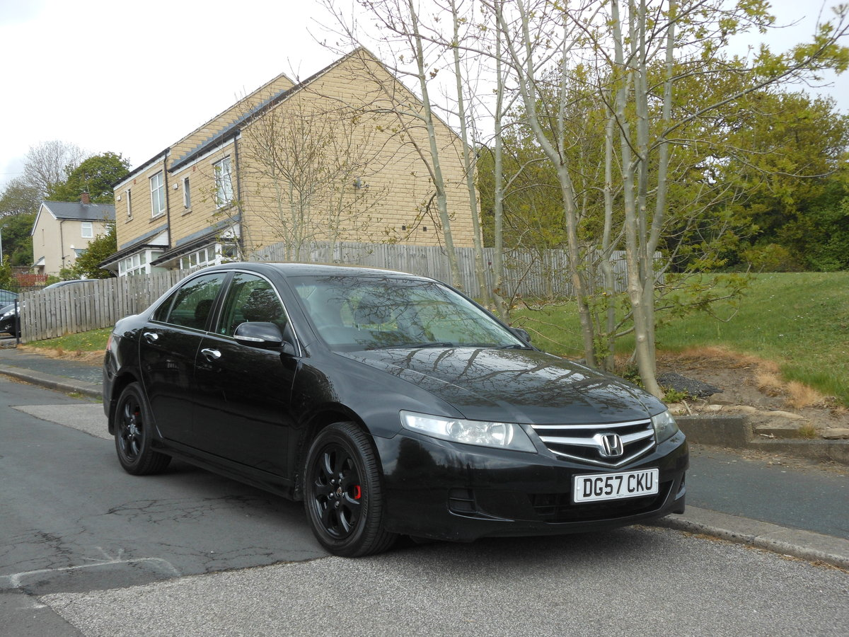 2007 Honda Accord 2.2 CDT-i SE HFT Saloon 6SPD Facelift SOLD (picture 1 of 6)