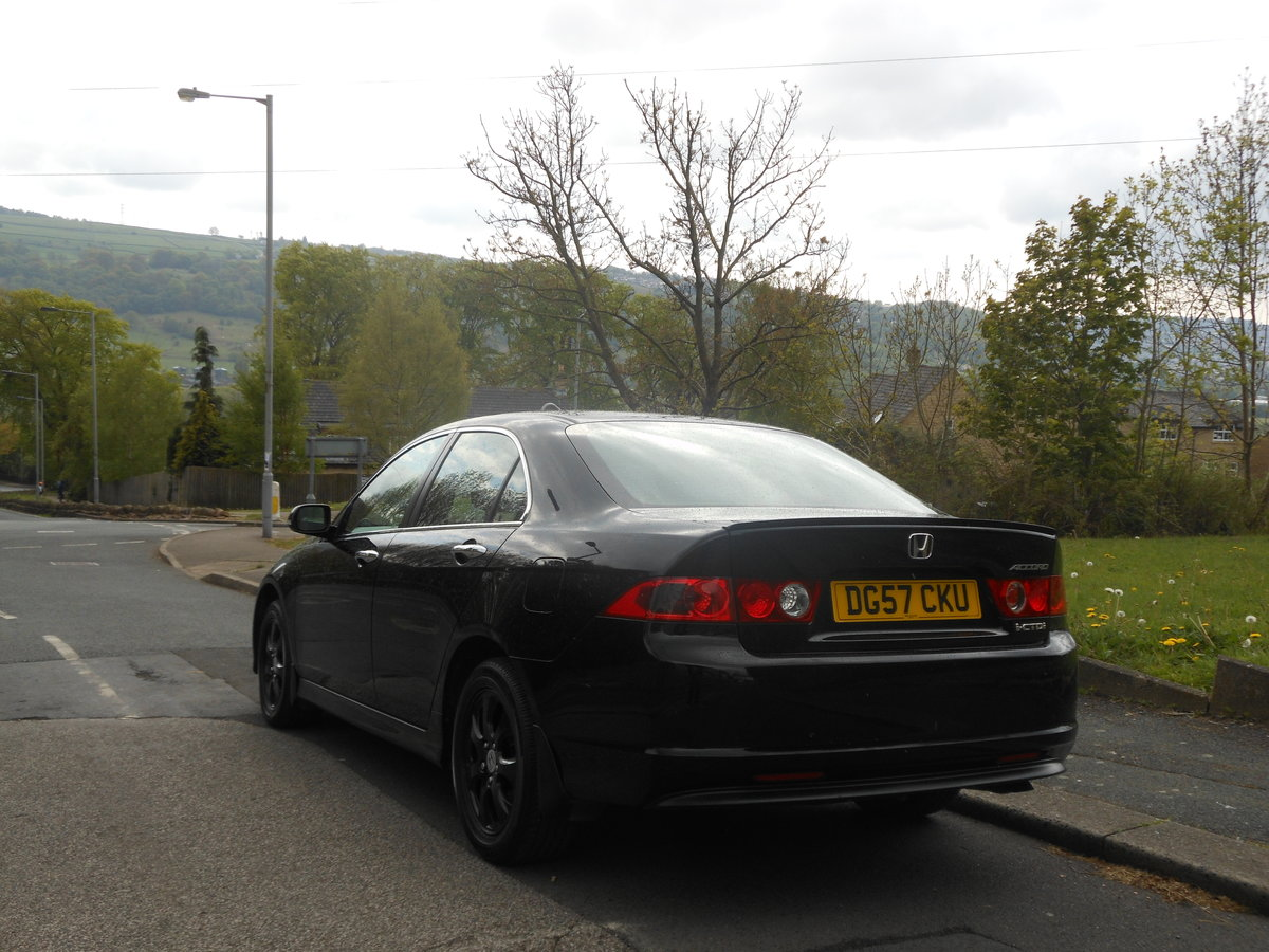 2007 Honda Accord 2.2 CDT-i SE HFT Saloon 6SPD Facelift SOLD (picture 3 of 6)