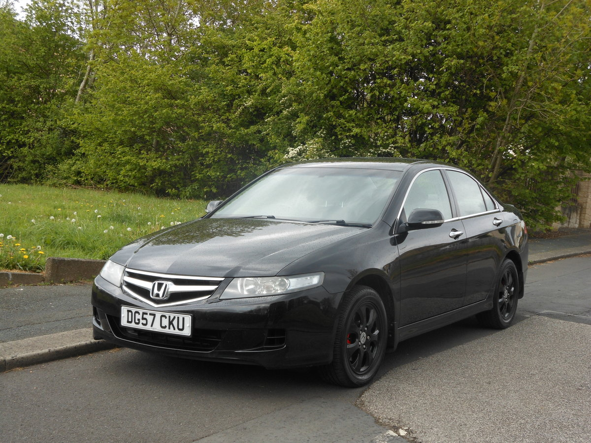 2007 Honda Accord 2.2 CDT-i SE HFT Saloon 6SPD Facelift SOLD (picture 4 of 6)