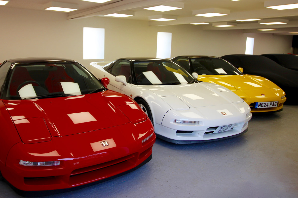 Honda NSX Type R 1995 For Sale (picture 1 of 6)