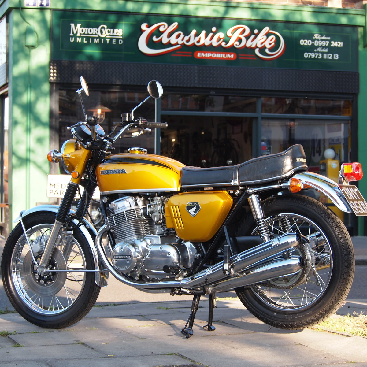 1970 Honda CB750 K0 In remarkable Condition, Please L@@K. For Sale (picture 1 of 6)