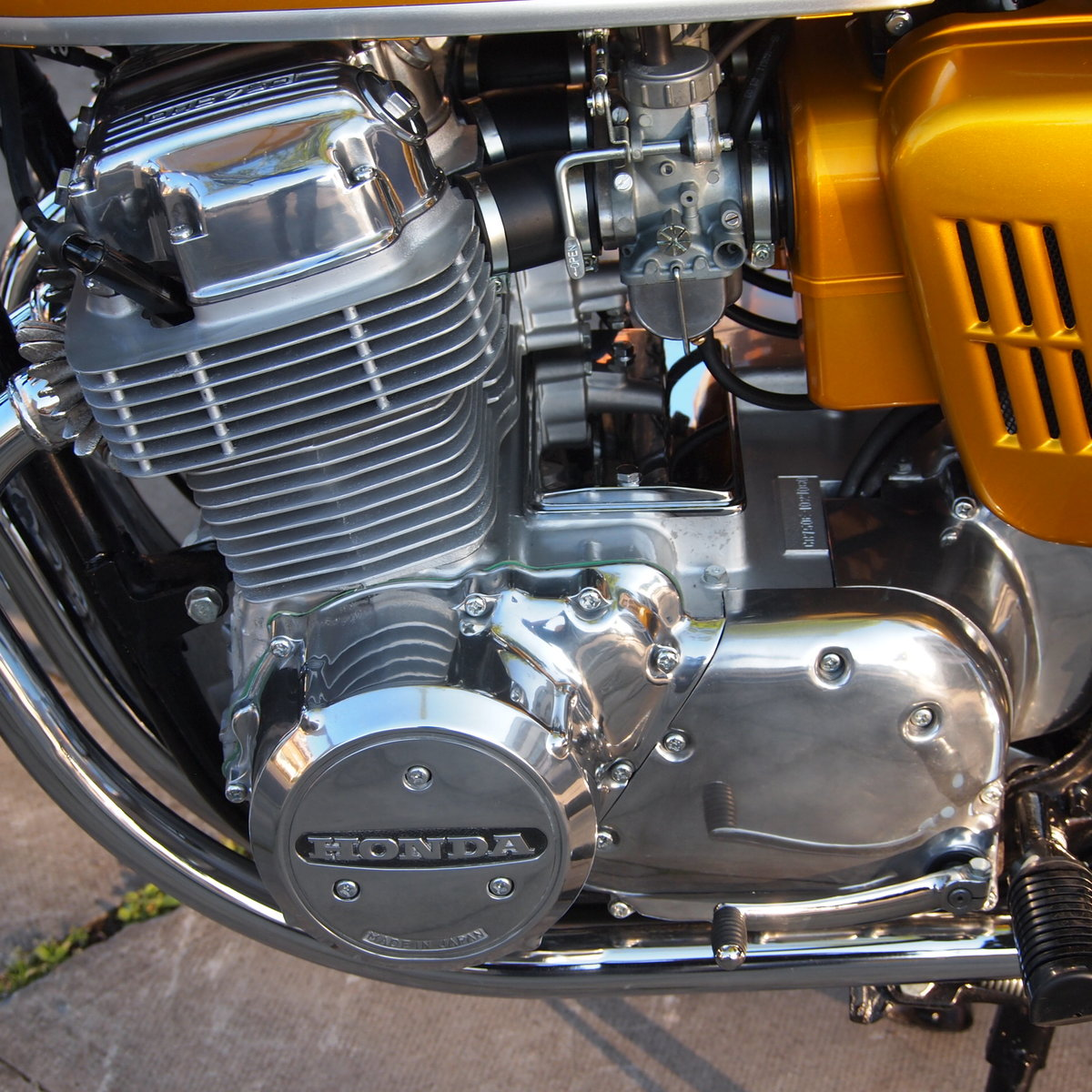 1970 Honda CB750 K0 In remarkable Condition, Please L@@K. For Sale (picture 4 of 6)