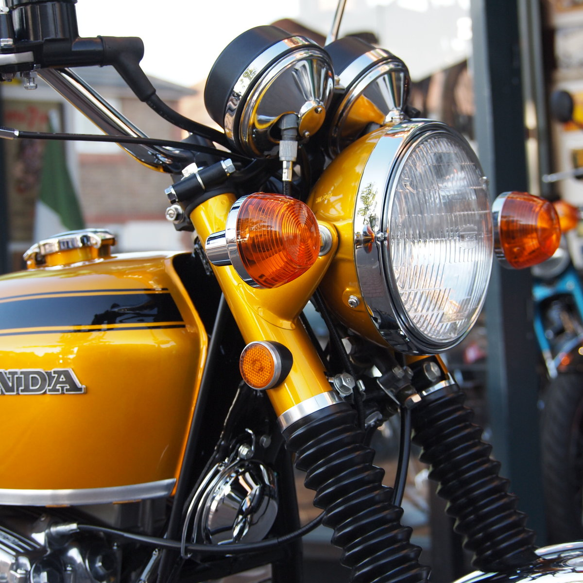 1970 Honda CB750 K0 In remarkable Condition, Please L@@K. For Sale (picture 6 of 6)