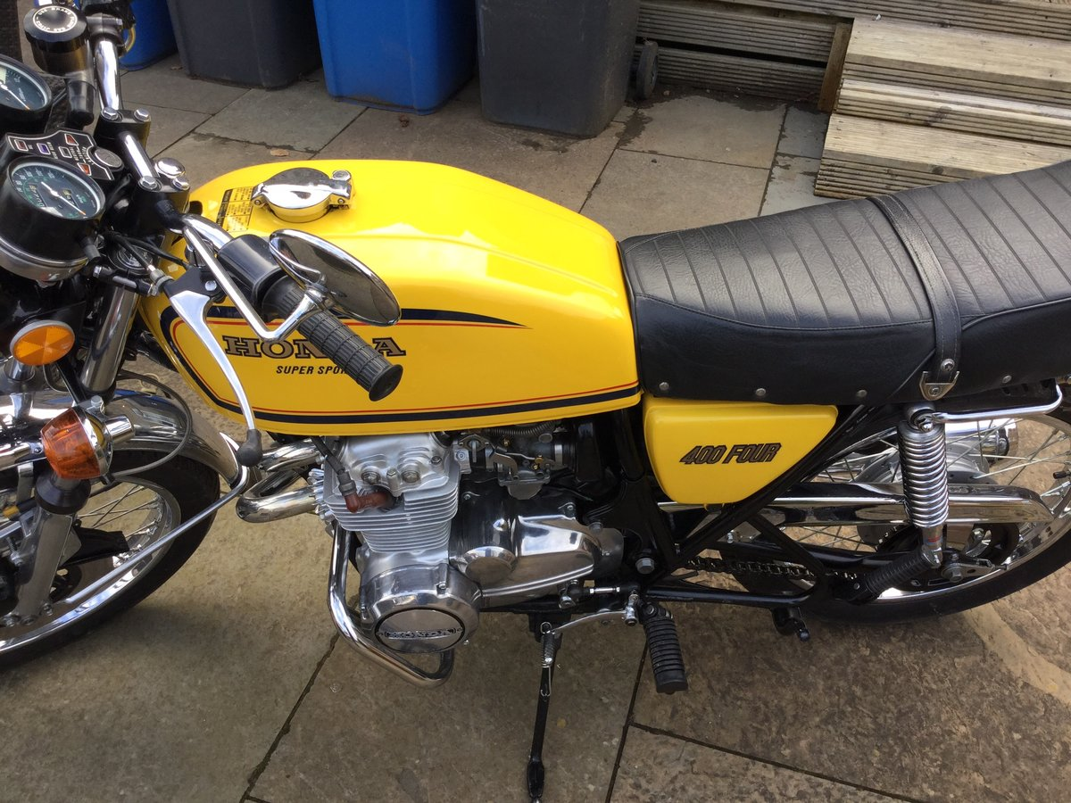 1980 Honda CB400 F For Sale (picture 1 of 6)