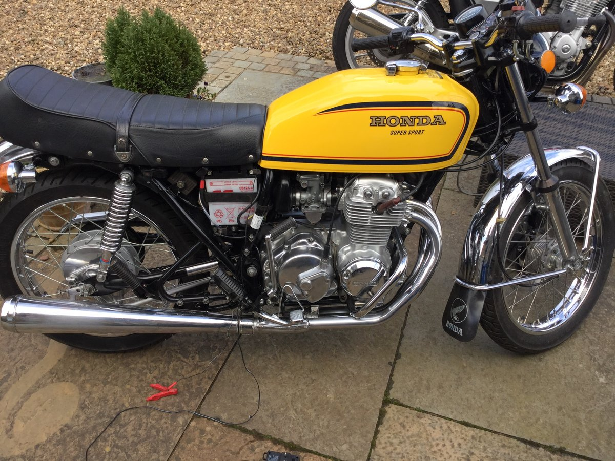 1980 Honda CB400 F For Sale (picture 3 of 6)
