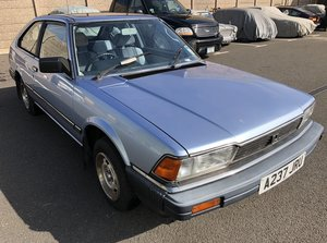 1984 Honda Accord hatchback EX  auto