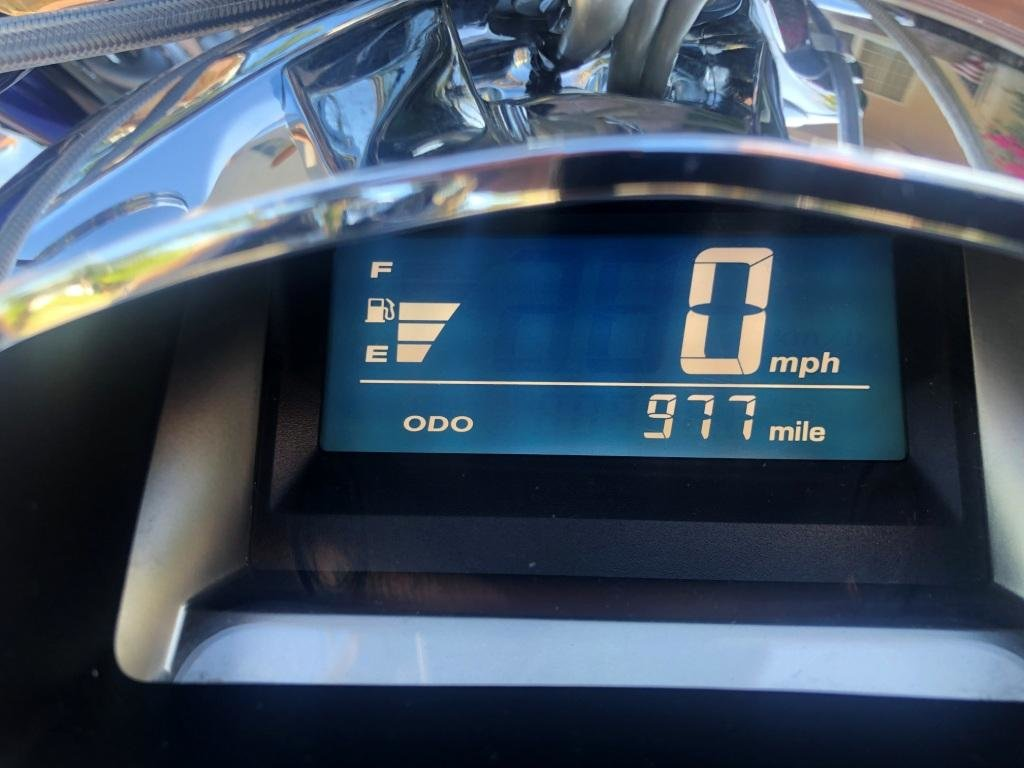 2004 HONDA RUNE VALKYRIE 1000 miles For Sale (picture 6 of 6)