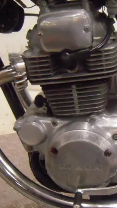 1974 Honda CB200T NOW  SOLD! PENDING PICK UP For Sale (picture 4 of 4)