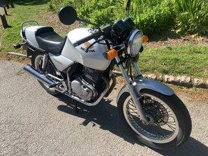 1990 HONDA XBR 500 S J MODEL