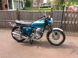 Honda CB 750/4 1970 K1