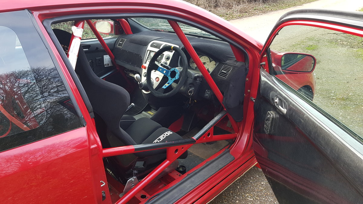 2003 FIA Group N Honda Civic Type R EP3 Rally Car  SOLD (picture 4 of 5)