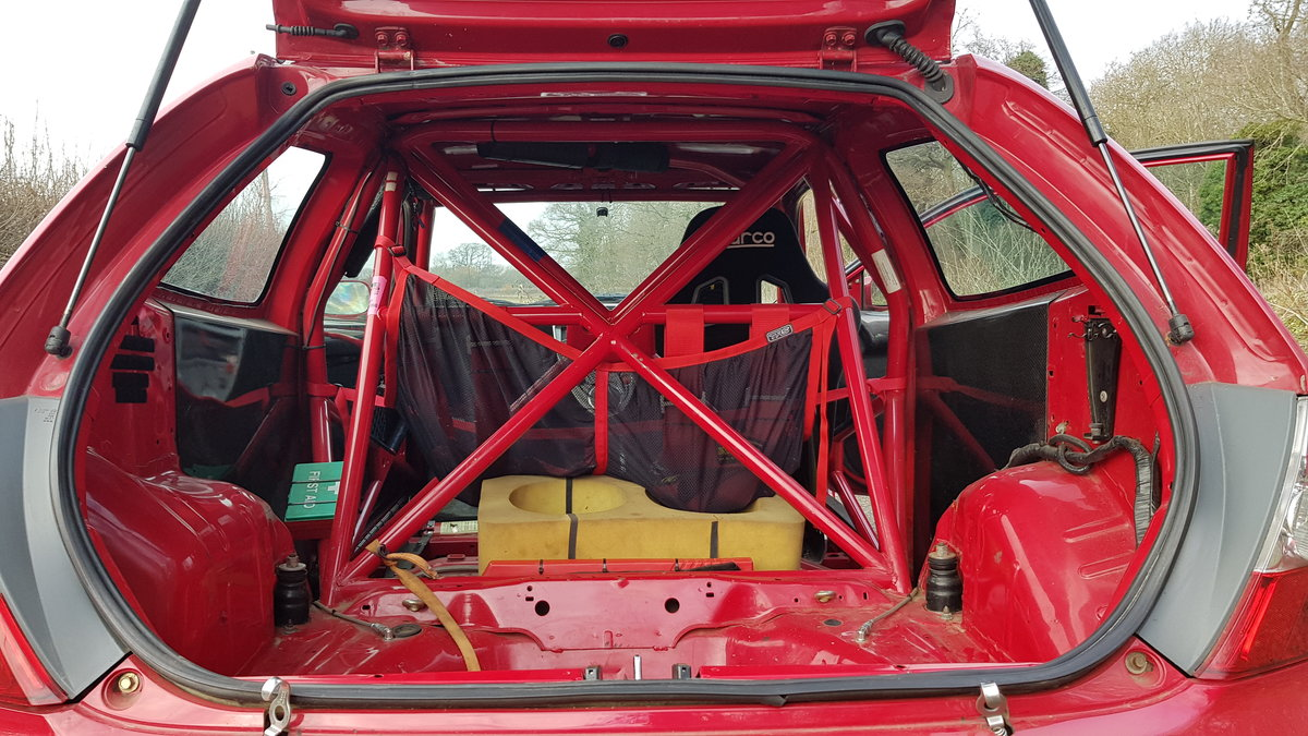 2003 FIA Group N Honda Civic Type R EP3 Rally Car  SOLD (picture 5 of 5)